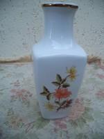 Nagyméretű hollóházi váza szép állapotban 31 cm magas