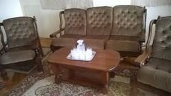 Tölgyfa kanapé