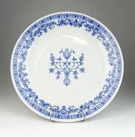 0R641 Régi Kahla porcelán kínáló tál