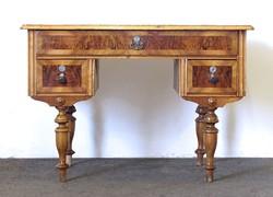 0R701 Régi háromfiókos női íróasztal