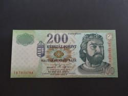 200 Forint 2005 FB  UNC