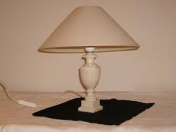 Art deco gyönyörű márvány lámpa ritkaság 37 cm-es