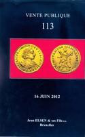 Vente Publique  aukciós katalógus  113.  2012        /590/