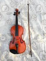 Id. Elek Sándor műhelyéből származó hegedű