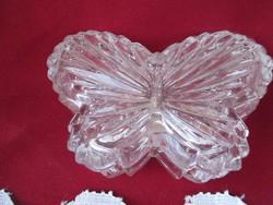 Pillangó alakú ékszer tartó 10x7 cm