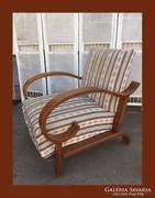 Art deco fotel ritkaság