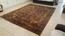 Gyönyörű perzsa szőnyeg 320x252