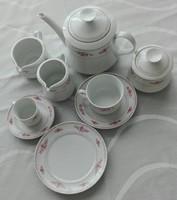 Alföldi porcelán teás- és kávés készlet