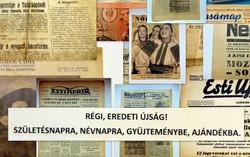 1941 szeptember  /  MAGYAR KATOLIKUS AKCIÓ  /  RÉGI EREDETI ÚJSÁG Ssz.: 821