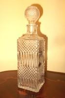 Whisky-s üveg,díszüveg.30 cm