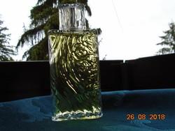 EAU DE ROCHAS HOMME párizsi retro férfi parfüm 1993 dísz üveg 200 ml