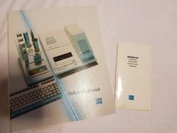 Reflotron Manual terápiás gép kézikönyv németül