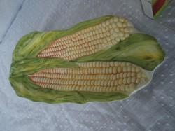 Olasz kukorica evő tányér 24 x 10 x 3 cm