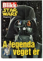 Star Wars Blikk Magazin, A legenda véget ér, 2005
