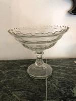 Antik Üveg kínáló