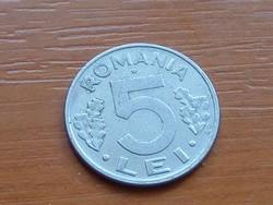 ROMÁNIA 5 LEI 1993