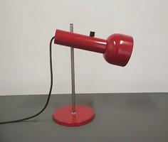 Vintage Kelet-német asztali lámpa