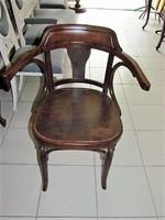 Thonett karfás szék
