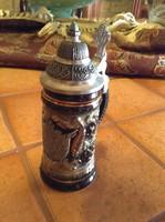 Mini ónfedeles söröskorsó 8 cm