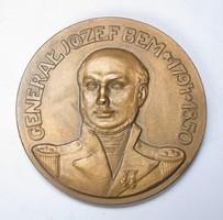 Bem József Lengyel emlékérme 1928.