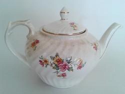 Gránit virágos teáskanna kiöntő