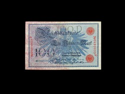 BIRODALMI 100 MÁRKÁS - NAGYON SZÉP - 1908