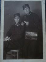 Antik vasutas fotó