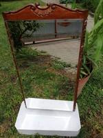 Felújított Koloniál Fali tükör eladó