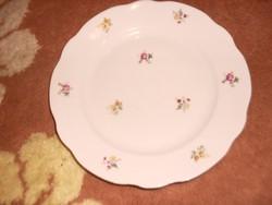 ZsolnayCsodaszép lapos tányér
