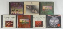 0S735 Royal Filharmonikus Zenekar CD csomag 7 db