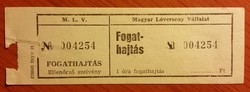 Magyar Lóverseny Vállalat - Fogathajtás