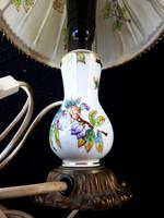 Herendi Viktória mintás éjjeli lámpa