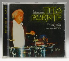 0S756 Tito Puente Best Of CD