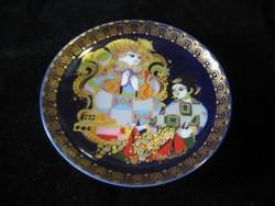 Rosenthal   ,Aladin és a csoda lámpa  sorozatból   VIII. 16,3 cm