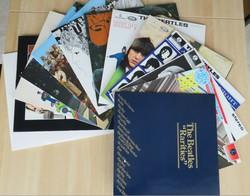 The Beatles collection (Blue Box) ALBUM gyűjteményből