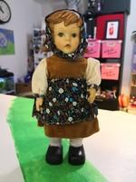 Hansel & Gretel porcelán kislány.