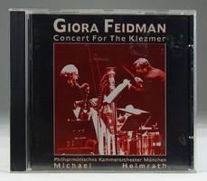 0S846 Giora Feidman : Concert For The Klezmer CD