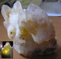 Hegyikristály, citrin, süni ezoteriához , díszítéshez