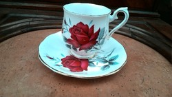 Angol porcelán csésze / Royal Albert