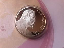 Alpár Ignác ezüst 5000 Ft 31,46 gramm 0,925 PP R