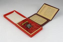 0S904 Sztahanovista igazolvány és kitüntetés 1953