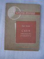 Cseh társalgási zsebkönyv