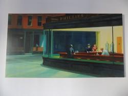 Edward Hopper Éjjeli baglyok