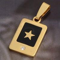 Gold Filled medál GFM-T06