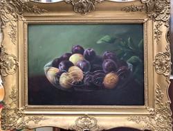 Kukovetz Nana  gyümölcs Csendélet