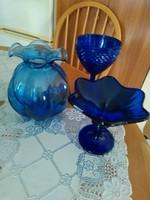 Kék üvegek