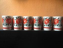 Kispesti Gránit antik poharak