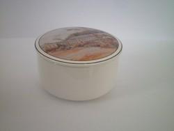 Villeroy & Boch porcelán ékszertartó bonbonier