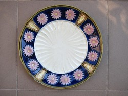Majolika tányér 25,5 cm