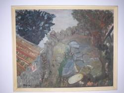Barcsay Jenő jelzesü festmény eladó